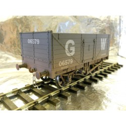 ** Dapol 7F-071-032W 7 - Plank Wagon GWR 06579 Weathered