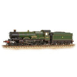 ** Graham Farish 372-030 Castle Class 5044 'Earl of Dunraven' GWR Lined Green