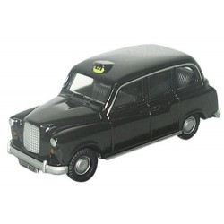 ** Oxford Diecast 76FX4001 FX4 Black Taxi