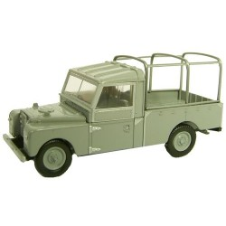 ** Oxford Diecast 76LAN1109001 Land Rover Series 1 109 Frame Grey
