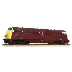 ** Bachmann 32-068 Class 43 'Warship' D838 'Rapid' BR Maroon Full Yellow Ends