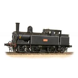 ** Bachmann 35-050 LNWR Webb Coal Tank 1054 LNWR Plain Black
