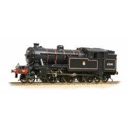 ** Bachmann 31-615 V3 Tank 67690 BR Lined Black Early Emblem