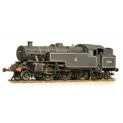 ** Bachmann 32-881 Fairburn 2-6-4 Tank 42105 BR Lined Black E/Emblem Weathered