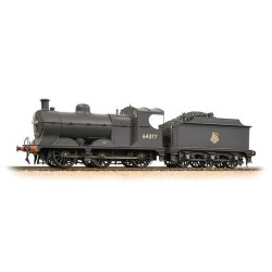 ** Bachmann 31-321DS Robinson Class J11 (GCR 9J) 64377 BR Early Emblem - DCC Sound & Weathered