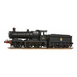 ** Bachmann 32-301A Collett Goods 3212 BR Black Early Emblem (Collett Tender)