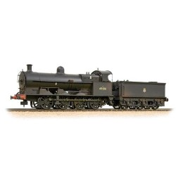 ** Bachmann 31-481 G2A 49106 BR Black Early Emblem Weathered