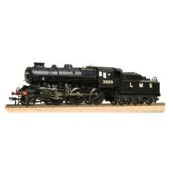 ** Bachmann 32-575A Ivatt Class 4MT 3000 LMS Black Double Chimney
