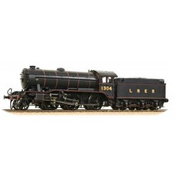 ** Bachmann 32-279A K3 Class 1304 LNER Lined Black with Group Standard Tender