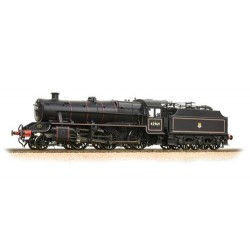 ** Bachmann 31-691 LMS Stanier Mogul 42969 BR Lined Black Early Emblem