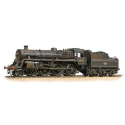 ** Bachmann 31-119 BR Standard Class 4MT 75035 BR Lined Black L/Crest Weathered