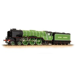 ** Bachmann 32-560 Class A1 60117 BR Light Green BRITISH RAILWAYS Riveted Tender