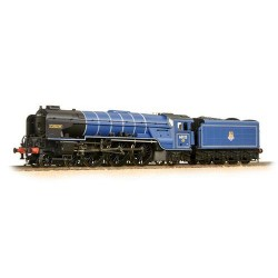 ** Bachmann 32-561 Class A1 60122 'Curlew' BR Express Blue Early Emblem Riveted Tender