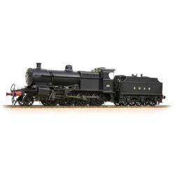 ** Bachmann 31-014 Class 7F 2-8-0 89 S&DJR Plain Black