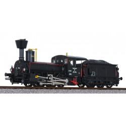 ** Liliput L131962 Tender Locomotive 671  53 7116  DR  Ep.II