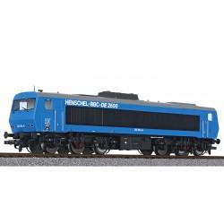 ** Liliput L132057 Diesel Locomotive DE2500 202 004-8 DB Ep.IV AC digital