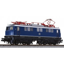 ** Liliput L132527 Electric Locomotive Prototype E 110 001-5 DB Ep.IV AC digital