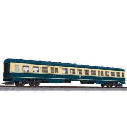 ** Liliput L133160 Middle Wagon BR 614 DB Sea Blue / Beige