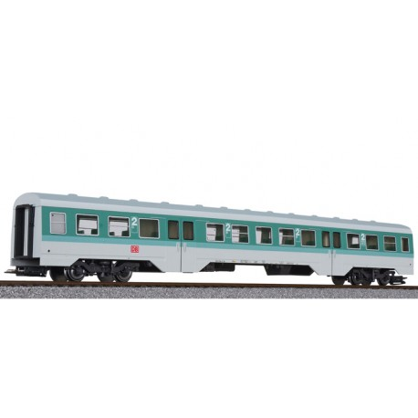 ** Liliput L133162 Middle Wagon BR 614 DB Turquoise / Grey