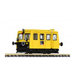** Liliput L143000 Narrow Gauge Track Inspection Trolley STLB Ep.III-V HOe Scale