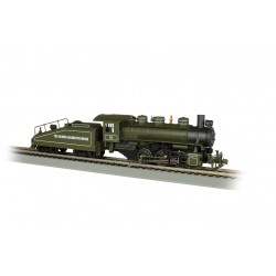 ** Bachmann 51610 USRA 0-6-0 & Slope Tender Baldwin Locomotive Works