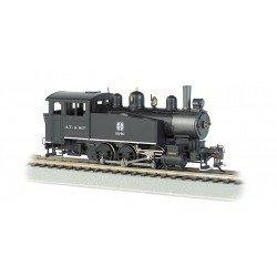 ** Bachmann 52105 Porter 0-6-0T Side Tank Steam Santa Fe 2240 (DCC On Board)