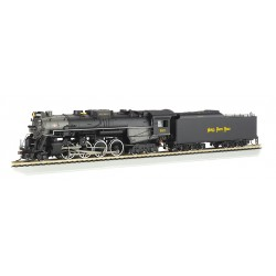 ** Bachmann 52401 2-8-4 Berkshire Nickel Plate 765 (DCC Sound Value)