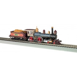 ** Bachmann 52701 4-4-0 American Union Pacific® 119 (DCC Sound Value)