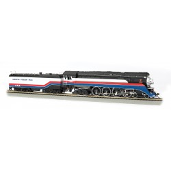 ** Bachmann 53103 GS4 4-8-4 American Freedom Train 4449