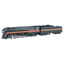 ** Bachmann 53201 J 4-8-4 N&W 611 - Railfan