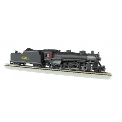 ** Bachmann 54403 USRA Light 2-8-2 Southern 4501 Long Tender(DCC Ready)