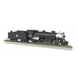 ** Bachmann 54404 USRA Light 2-8-2 Western Pacific™ 302 (DCC Ready)