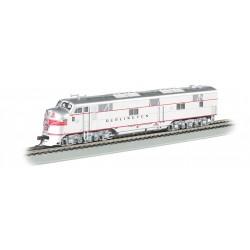 ** Bachmann 66603 EMD E7-A Diesel Burlington (DCC Sound Value)