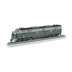** Bachmann 66605 EMD E7-A Diesel Baltimore & Ohio® 751 (DCC Sound Value)