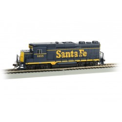 ** Bachmann 67604 GP30 Diesel Santa Fe 1218 (Blue & Yellow)