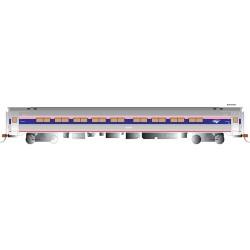 ** Bachmann 13119 85' Amfleet I Coach - Bus class Phase Vi (Lighted)