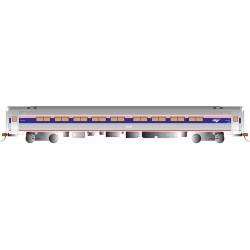 ** Bachmann 13120 85' Amfleet I Coach - Coach class Phase Vi (Lighted)