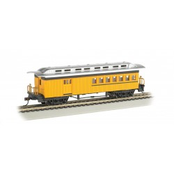 ** Bachmann 13503 1860-1880 Combine Yellow Unlettered