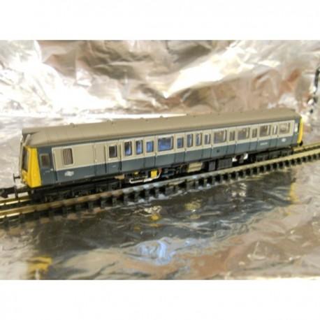 ** Dapol 2D-009-102 Class 121 Diesel Railcar BR Blue/Grey Dummy