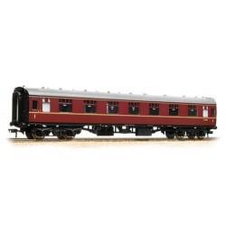 ** Bachmann 39-151F x 2 BR Mk1 FK 1st Class Corridor Maroon