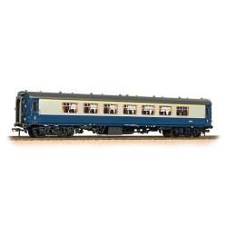 ** Bachmann 39-312 x 2 BR Mk1 SP Pullman Second Parlour Blue & Grey (With Lighting)