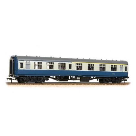 ** Bachmann 39-125C x 2 BR Mk1 CK Composite Corridor Blue & Grey