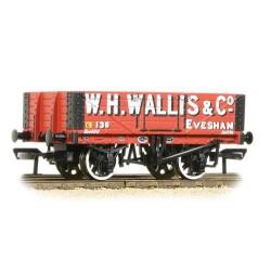 ** Bachmann 37-072 x 4 5 Plank Wagon Wooden Floor W. H. Wallis & Co