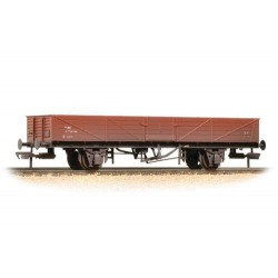** Bachmann 38-751A x 4 22 Ton Tube Wagon BR Bauxite (Early) Weathered