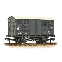 ** Bachmann 37-751D x 4 12 Ton GWR Grey Fruit Van