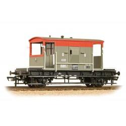 ** Bachmann 37-535C x 4 20 Ton Brake Van BR RailFreight