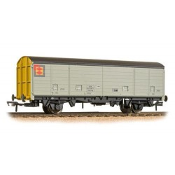 ** Bachmann 38-147 x 2 29 Tonne VDA Sliding Door Box Van BR Railfreight Distribution