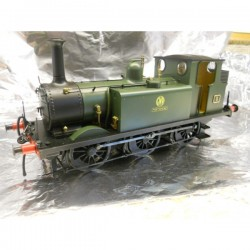 ** Dapol 7S-010-008 O Scale Terrier A1X Portishead 5 GWR Green