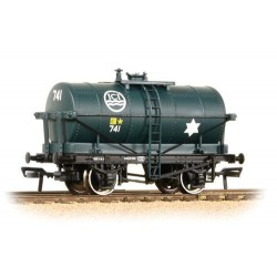 ** Bachmann 37-656A x 4 14 Ton Tank Wagon 'ICI Chemicals'
