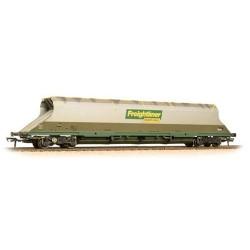 ** Bachmann 38-032A x 2 100 Tonne HHA Bogie Hopper Wagon 'Freightliner Heavy Haul' Weathered